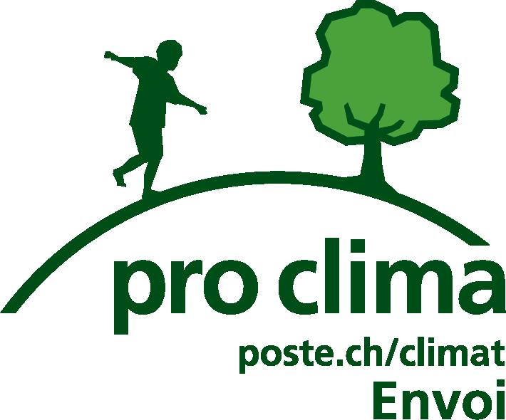 Envoi «pro clima» - La Poste